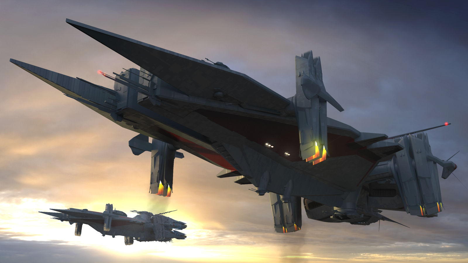Javelin Landing Hobbins