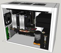 Lian Li A51 Mod