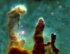hubble pillars Of creation1