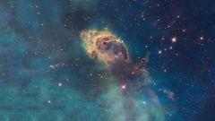 space stars nebula hubble carina nebula nature