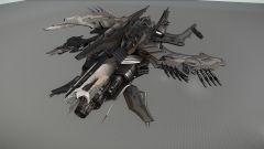 Vanduul Bomber 3