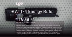 ATT-4 Energy Rifle