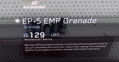 EP-5 EMP Grenade