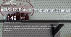 DS-12 Force Propulsion
