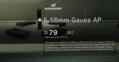 5,5mm Gaus AP