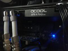 Alphacool WaKü für Asus R9 Fury Strix <3