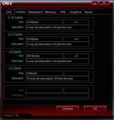 Asus Rampage III Extreme Caches