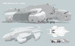 MISC Starfarer 90m V01 Jumbo
