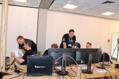 KnusperLP mit Live Stream Team