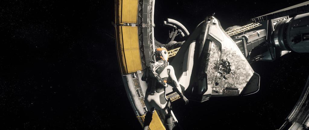 Wenn man im Weltraum Kampf schlecht abgeschnitten hat..